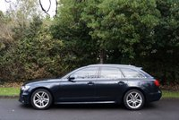 USED 2013 63 AUDI A6 3.0 AVANT TDI QUATTRO S LINE 5d AUTO 245 BHP