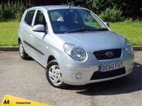 USED 2010 60 KIA PICANTO 1.0 1 5d 61 BHP LOW MILEAGE AND LOW INSURANCE*128 POINT AA INSPECTED*