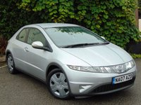 USED 2007 07 HONDA CIVIC 1.3 SE I-DSI 5d  **DIGITAL DASHBOARD**LOW INSURANCE*