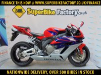 USED 2005 05 HONDA CBR1000RR FIREBLADE RR-5 GOOD & BAD CREDIT ACCEPTED, OVER 500+ BIKES