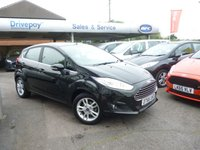 USED 2017 66 FORD FIESTA 1.0 ZETEC 5d 99 BHP NEED FINANCE? WE CAN HELP. WE STRIVE FOR 94% ACCEPTANCE
