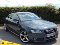 USED 2009 59 AUDI A5 2.0 TDI S LINE SPECIAL EDITION 2d * 128 POINT AA INSPECTED *