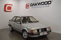 USED 1985 C FORD ESCORT XR3i 1985 INVESTMENT CLASSIC