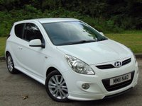 USED 2011 11 HYUNDAI I20 1.2 S LIMITED EDITION 3d 77 BHP FANTASTIC VALUE FOR MONEY