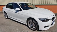 2014 BMW 3 SERIES 3.0 330D M SPORT 4d AUTO 255 BHP £SOLD