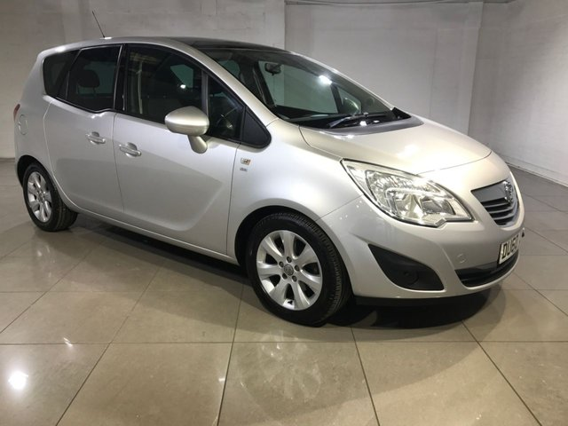 View our 2010 60 VAUXHALL MERIVA 1.4 SE 5d 98 BHP