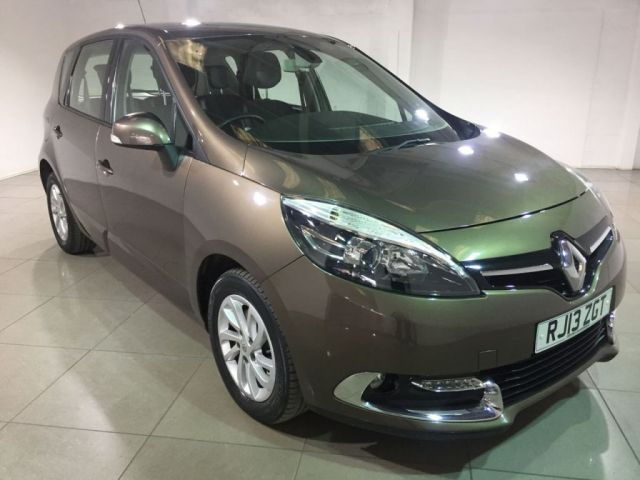 View our 2013 13 RENAULT SCENIC 1.6 DYNAMIQUE TOMTOM DCI S/S 5d 130 BHP