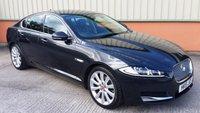 2015 JAGUAR XF 2.2 D PORTFOLIO 4d AUTO 200 BHP £21695.00