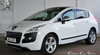 USED 2013 13 PEUGEOT 3008 1.6HDi ALLURE 5 DOOR AUTO 115 BHP Finance? No deposit required and decision in minutes.