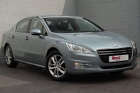 USED 2012 12 PEUGEOT 508 1.6 HDI ACTIVE 4d 112 BHP FULL PEUGEOT SERVICE HISTORY