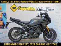 USED 2015 15 YAMAHA MT-09 Tracer 900 ABS GOOD&BAD CREDIT ACEEPTED, OVER 500+ BIKES