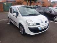 USED 2011 61 RENAULT MODUS 1.5 EXPRESSION DCI 5d 88 BHP EXCELLENT FUEL ECONOMY!!..LOW CO2 EMISSIONS(107G/KM)..£20 ROAD TAX...FULL HISTORY..ONLY 15304 MILES FROM NEW!!