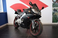USED 2014 64 APRILIA RS4 125 BLACK