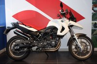 USED 2010 10 BMW F650 GS 800 30th ANNIVERSARY MODEL