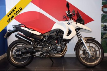 View our BMW F650 GS