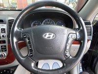 USED 2006 06 HYUNDAI SANTA FE 2.7 CDX V6 5d AUTO 187 BHP ** 7 SEATS ** ** SEVEN SEATER ** HEATED LEATHER **
