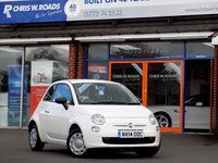 USED 2014 14 FIAT 500 1.2 POP 3dr  *ONLY 9.9% APR with FREE Servicing*