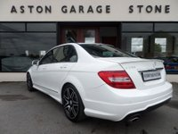 USED 2013 63 MERCEDES-BENZ C CLASS 2.1 C220 CDI BLUEEFFICIENCY AMG SPORT PLUS  AUTO 168 BHP **SAT NAV** ** SATELLITE NAVIGATION * FULL SERVICE HISTORY **