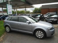 USED 2007 56 AUDI A3 1.6 SPECIAL EDITION 8V 5d 101 BHP
