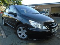 USED 2003 52 PEUGEOT 307 2.0 RAPIER HDI 5d 106 BHP GREAT VALUE+NEW MOT ON SALE