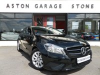 USED 2013 63 MERCEDES-BENZ A CLASS 1.8 A180 CDI BLUEEFFICIENCY SE 5d AUTO 109 BHP ** FSH * 1 OWNER ** ** ONE OWNER * FULL SERVICE HISTORY **