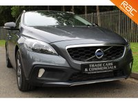 USED 2013 VOLVO V40 1.6 D2 CROSS COUNTRY LUX 5d 113 BHP A STUNNING LOW MILEAGE V40 XC WITH A FULL VOLVO SERVICE HISTORY!!!