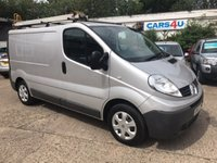 USED 2012 12 RENAULT TRAFIC 2.0 SL27 DCI S/R 5d