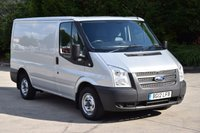 2012 FORD TRANSIT 2.2 300 LR 5d 100 BHP SWB FWD AIR CON DIESEL PANEL MANUAL VAN £4490.00