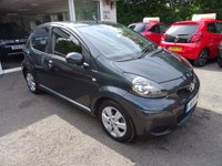 USED 2011 11 TOYOTA AYGO 1.0 VVT-I GO MM 5d AUTO 67 BHP Low Mileage, Automatic, Toyota Service History + Just Serviced by ourselves, MOT until June 2018 (no advisories), One Previous Owner, Excellent on fuel! Only £20 Road Tax! Low Insurance Group!