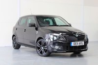 USED 2011 11 SKODA FABIA 1.2 MONTE CARLO TSI 5d 86 BHP 1 OWNER FROM NEW | MEDIA CONNECTIVITY