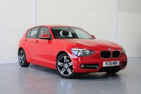 USED 2011 61 BMW 1 SERIES 1.6 116I SPORT 5dr 135 BHP BLUETOOTH | CRUISE | JULY 2018 MOT