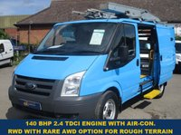 USED 2010 FORD TRANSIT 330 AWD 140BHP WITH AIR-CON FROM BRITISH GAS
