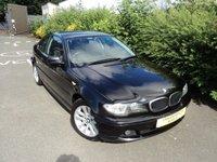 2004 BMW 3 SERIES 2.0 318CI SE 2d 141 BHP £2988.00