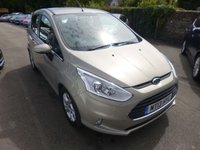 USED 2013 13 FORD B-MAX 1.4 ZETEC 5d 89 BHP THIS VEHICLE IS AT SITE 1 - TO VIEW CALL US ON 01903 892 224
