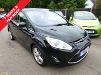 USED 2013 63 FORD GRAND C-MAX 2.0 GRAND TITANIUM X TDCI 5d 161 BHP THIS VEHICLE IS AT SITE 1 - TO VIEW CALL US ON 01903 892224
