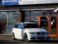 USED 2012 12 BMW 3 SERIES 2.0 320D SPORT PLUS EDITION TOURING 5d 181 BHP *ONLY 9.9% APR*