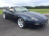1997 ASTON MARTIN DB7 3.2 VOLANTE 2d 336 BHP £34995.00