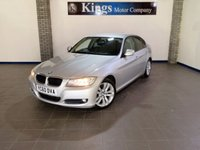 USED 2011 60 BMW 3 SERIES 2.0 318D SE 4dr AUTO