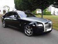 USED 2015 65 ROLLS-ROYCE GHOST 6.6 V12 4d AUTO 564 BHP