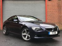 USED 2008 57 BMW 6 SERIES 3.0 635D SPORT 2d AUTO 282 BHP PRO NAV+CLOSE CLOSE DOORS