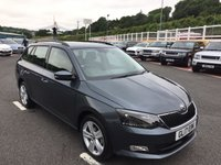 USED 2017 17 SKODA FABIA 1.2 SE L TSI 5d 89 BHP Only 1,700 miles. Smart Link Media with DAB & Bluetooth ++
