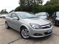 USED 2008 08 VAUXHALL ASTRA 1.6 SXI 3d 115 BHP