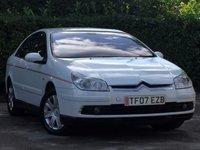 2007 CITROEN C5 2.0 VTR HDI 5d 135 BHP £1000.00