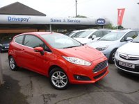 USED 2015 15 FORD FIESTA 1.2 ZETEC 3d 81 BHP NEED FINANCE? WE CAN HELP. WE STRIVE FOR 94% ACCEPTANCE