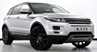 "USED 2015 15 LAND ROVER RANGE ROVER EVOQUE 2.2 SD4 Pure Tech 4x4 5dr Auto [9] Pan Roof, 20"" Alloys, Sat Nav"
