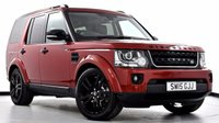 USED 2015 15 LAND ROVER DISCOVERY 4 3.0 SD V6 HSE 5dr (start/stop) Stunning Spec inc Black Pack!