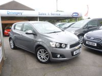 USED 2012 12 CHEVROLET AVEO 1.4 LTZ 5d 100 BHP NEED FINANCE? WE CAN HELP. WE STRIVE FOR 94% ACCEPTANCE