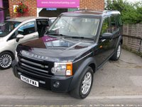 2008 LAND ROVER DISCOVERY 2.7 3 TDV6 XS 5d AUTO 188 BHP £11995.00