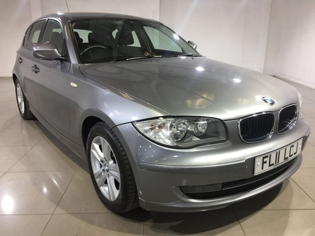 View our 2011 11 BMW 1 SERIES 2.0 118D SE 5d 141 BHP