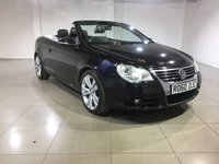 USED 2010 60 VOLKSWAGEN EOS 2.0 INDIVIDUAL TSI 2d 210 BHP Leather/Panoramic Roof